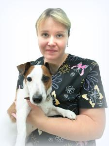 Долматова Мария Павловна